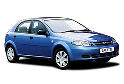 Chevrolet Lacetti hatchback
